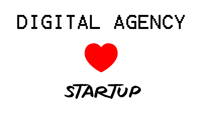 digital agency love startup